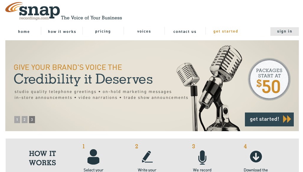 How to Earn Extra Money as a Voice Over Artist - ivetriedthat