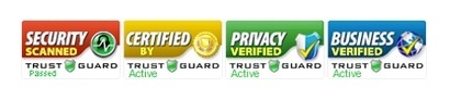 Traders Oracle - fake trust guard badges