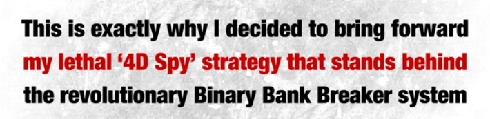 Binary Bank Breaker 4d