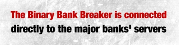 Binary Bank Breaker connected to banks 2