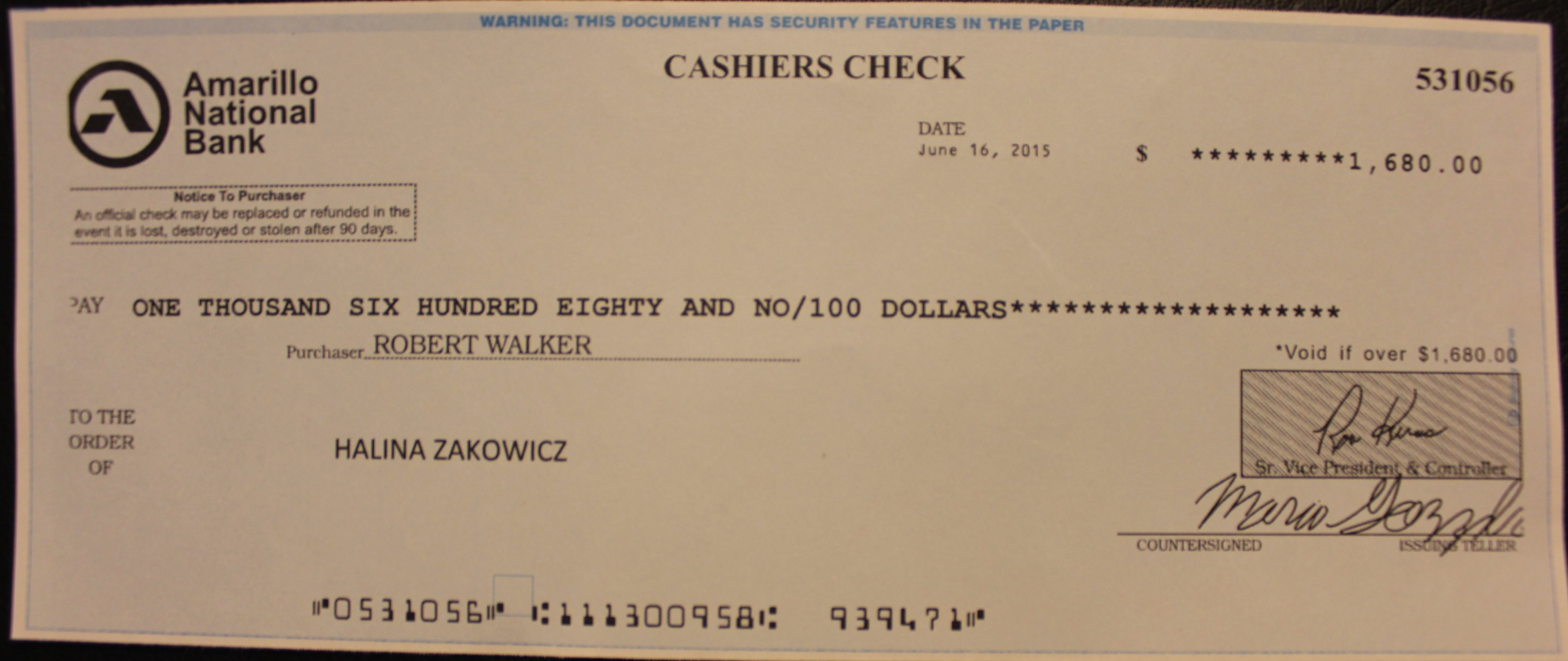 Beware Of These Mystery Shopping Fake Check Scams Ivetriedthat Walmart Wiring Money Hours Img 3691