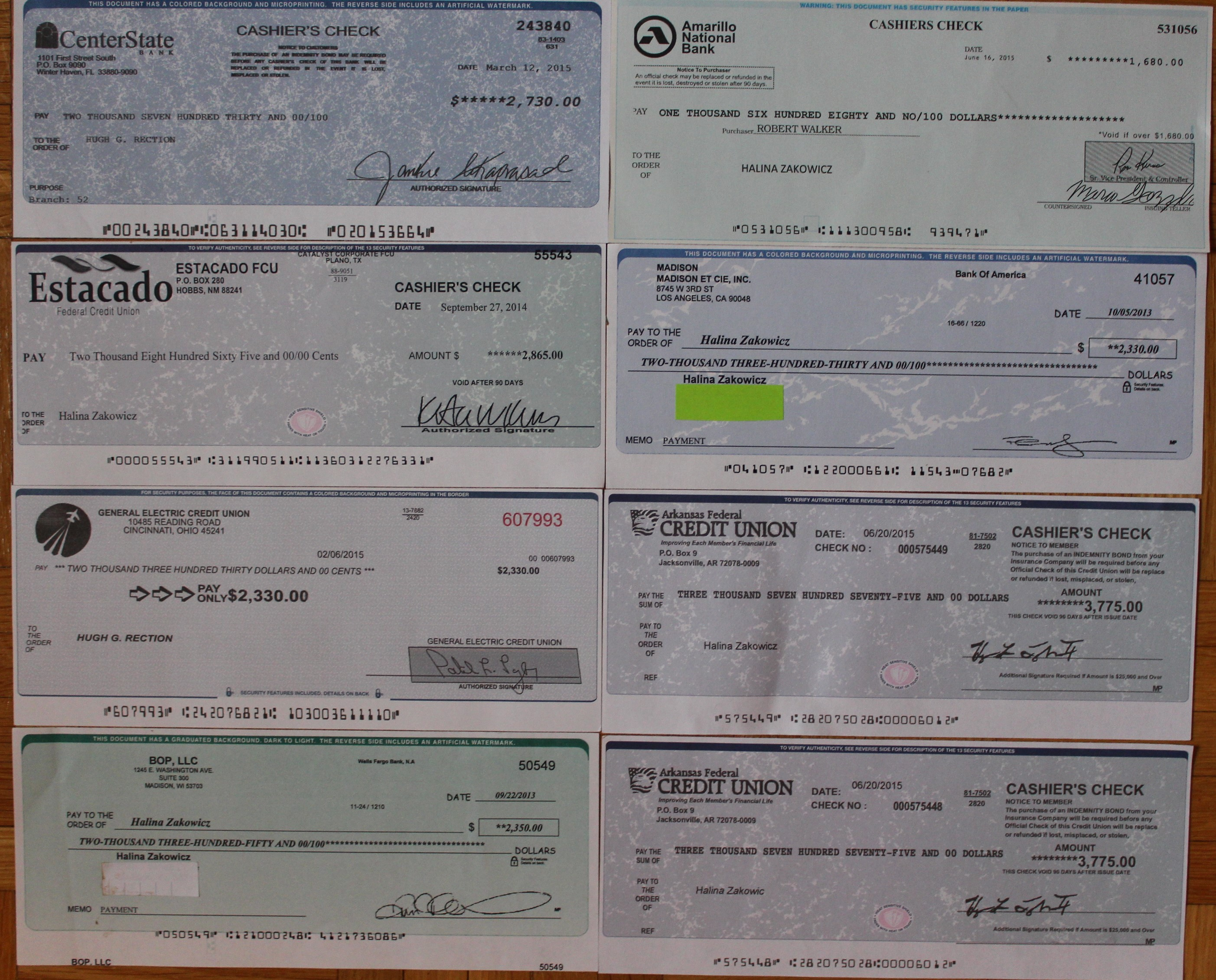 Beware Of These Mystery Shopping Fake Check Scams Ivetriedthat Wiring Instructions Fidelity Investments Img 3696