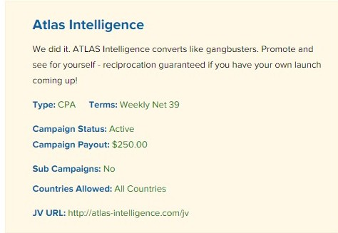 atlas intelligence