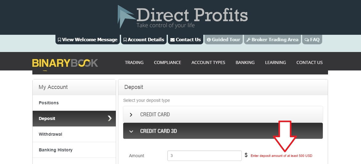 Direct profits 12