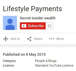 lifestyle payments youtube datestamp