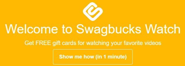 SwagBucks Watch