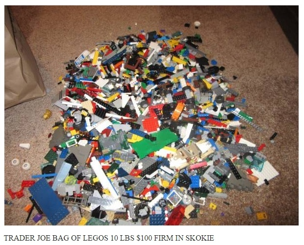 Brick by Brick: Making Money with LEGO - ivetriedthat