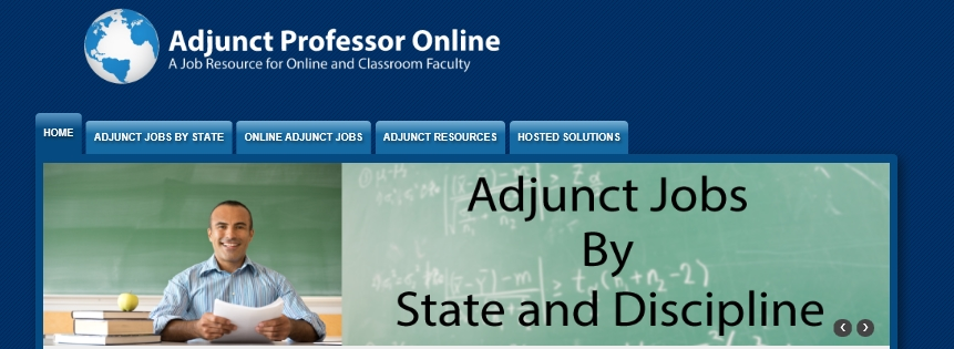 Adjunct Professor Online