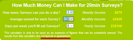 Paid Surveys at Home