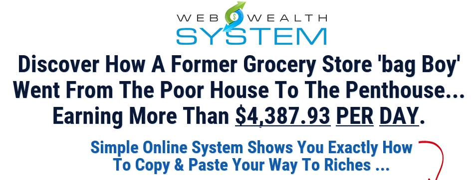 Web Wealth System