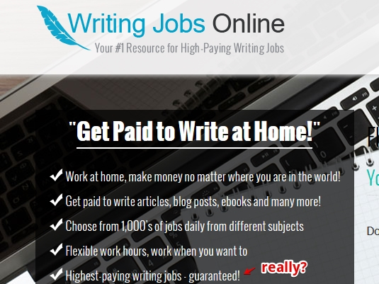 paid online writing jobs reviews 5 days ago  these are sites where you get paid to do something  shop freelance writing  freelance work watch tv search the web write reviews miscellaneous   when you shop online, you should buy through a cashback portal  freelance  writing jobs – another massive freelance writer job board writers.