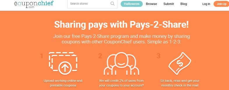 how to earn extra cash by sharing online coupons and promo codes