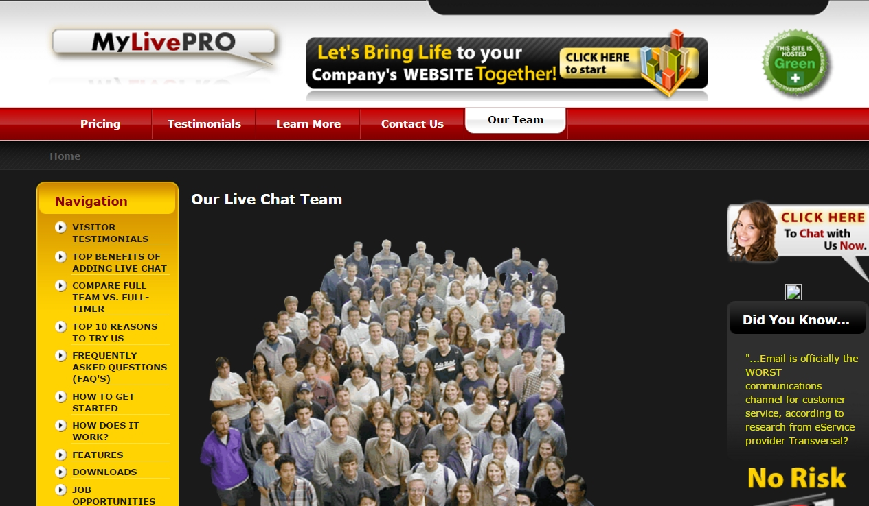 MyLivePro Jobs