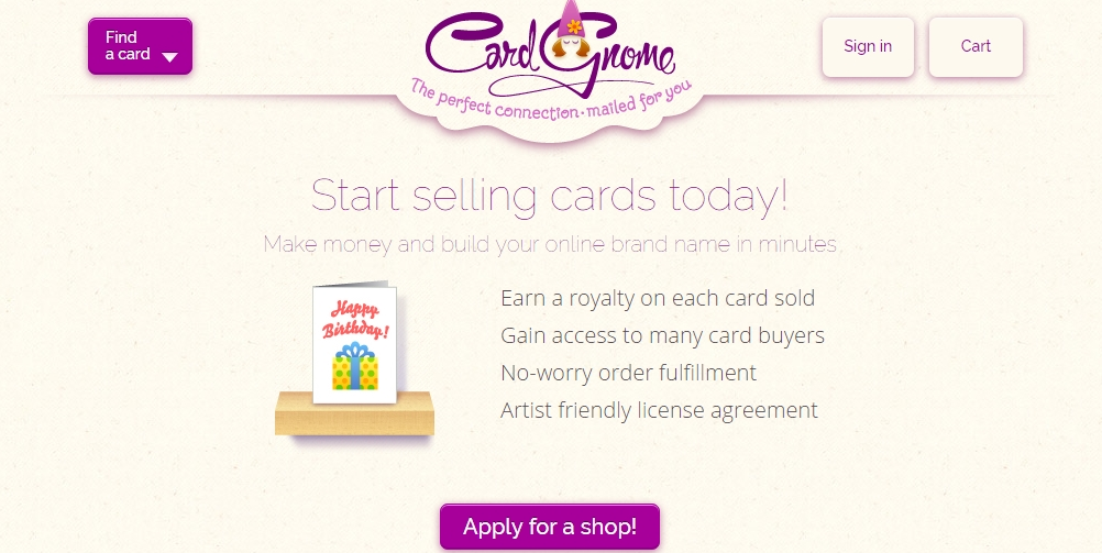 How To Start A Greeting Card Business - Best Image Dinaris.Org