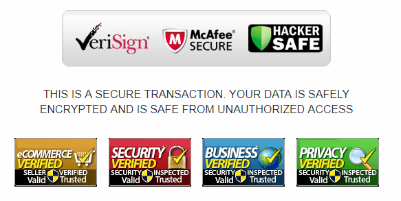 Freedom Cash System secure