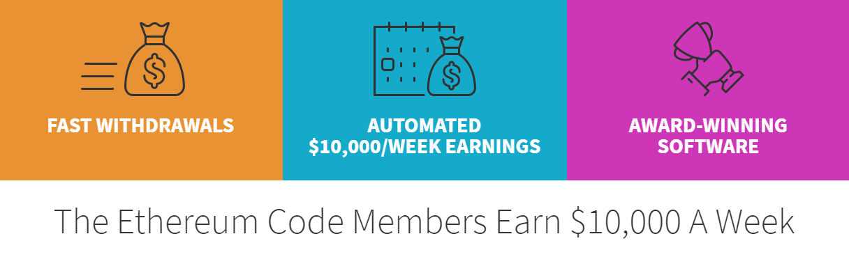 The Ethereum Code hyped earnings claims