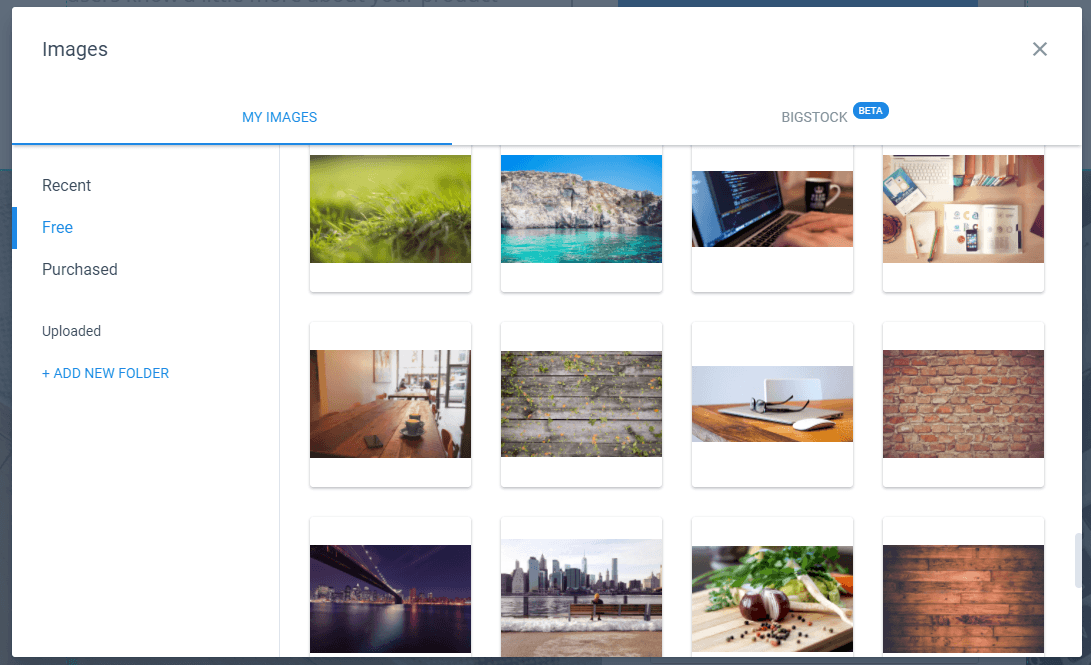 Instapage - Free Images