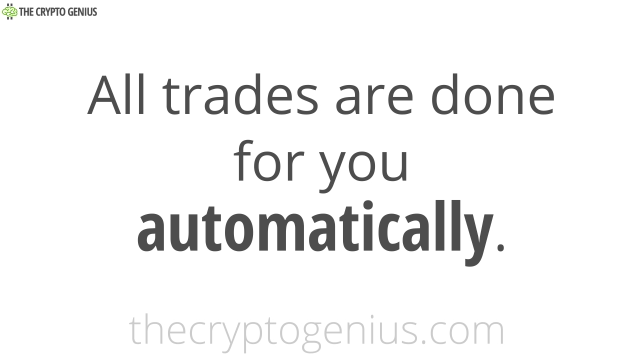 The Crypto Genius - autopilot