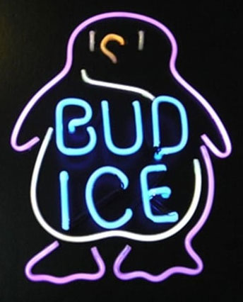 Bud Ice Penguin