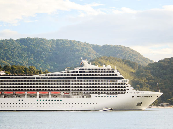 Get paid to work on a cruise ship