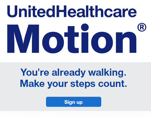 United Healthcare Motion