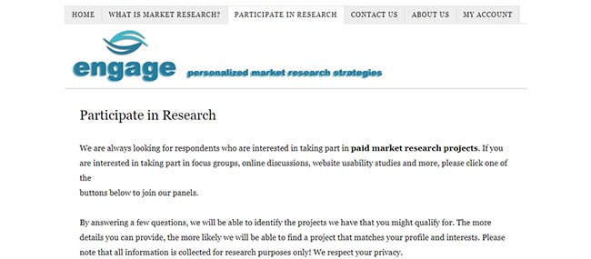 Engage Research