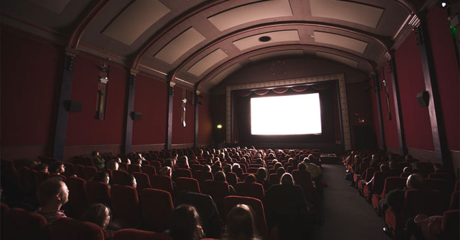 Do theater checks to get paid to watch movies