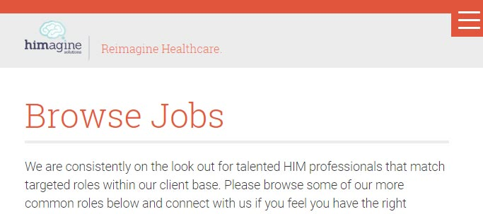 Himagine Careers