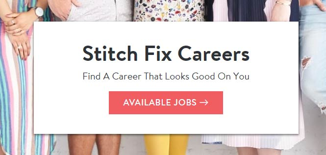 Stitch Fix Careers