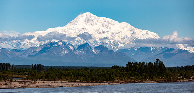 Get Paid to Live in Alaska
