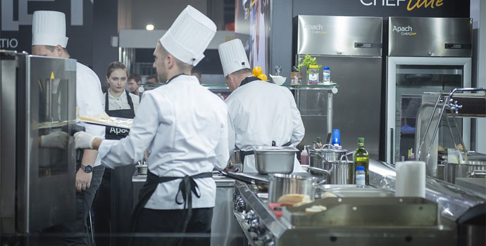 Kitchen Catering