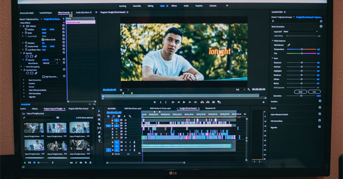Remote Video Editing