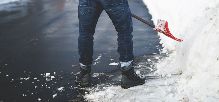 Here's How to Get Paid to Shovel Snow in 2020
